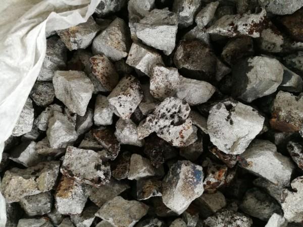 高碳铬铁加工块 10-100mm
