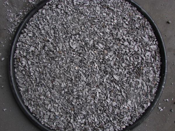 高碳铬铁颗粒粒度1-5mm