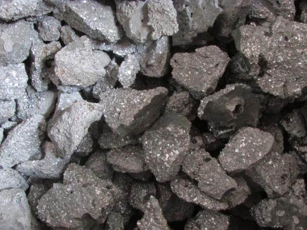 中低微碳铬铁加工块